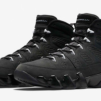 Men's Nike Air Jordan 9 RETRO 'ANTHRACITE'