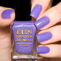 FUN Lacquer The Guest List Nail Polish (Midnight In Manhattan Collection)