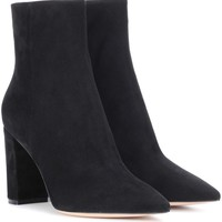Piper 85 suede ankle boots