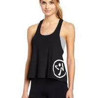 Zumba Fitness LLC Women's Let Loose Racerback Shirt