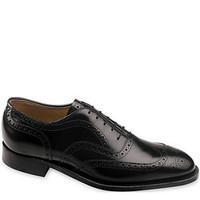 WAVERLY WINGTIP - Black Calf