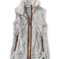 Winter Loft Fleece Vest