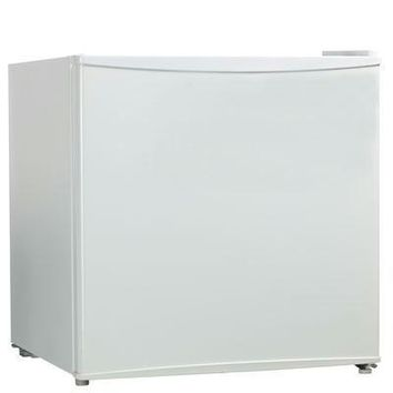 1.6cf Compact Refrigerator Wht