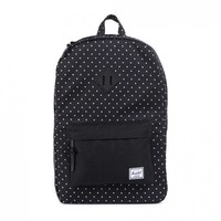 Herschel Supply Co. Heritage Polka Dot Backpack 21L