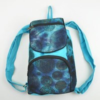 Tie Dyed Mandala Backpack -- Mexicali Blues