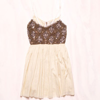 Goldrush Dress