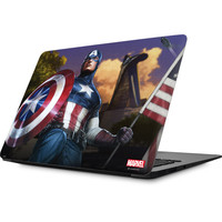 Captain America Saves The Day Skin For 13-Inch MacBook Air/Pro