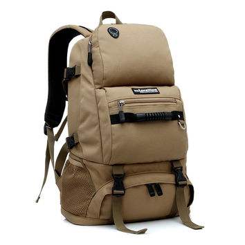 High Quality Large Capacity Travel Backpack 40l Men Multifunctional Waterproof Backpack Camouflage Women Bags Mochilas Masculina