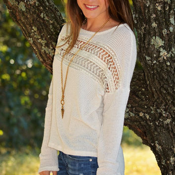 Fall in the South Sweater