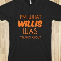 WILLIS WAS