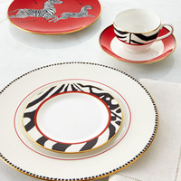 Lenox Scalamandre Zebras 5-Piece Place Setting