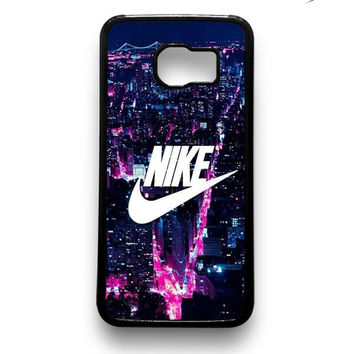 City Nike Just Samsung Galaxy S6 S6 Edge Case by imporium