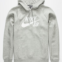 NIKE SB Icon Crackle Mens Hoodie | Sweatshirts