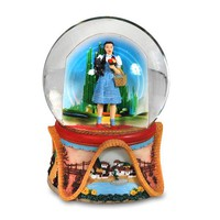 Dorothy in the Land of Oz 120mm Musical Water Globe
