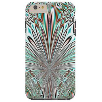 abstract crystal design tough iPhone 6 plus case