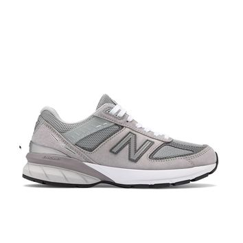 New Balance - Women's 990v5 Made in USA (W990GL5) - Grey w/ Castlerock