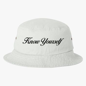 Know Yourself Bucket Hat