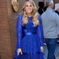 Arriving At/Leaving The View - 27/10/2014 - View4 - Carrie-Photos.com    Biggest Carrie Underwood Photo Gallery