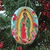 Our Lady of Guadalupe Ornament | The Catholic Company