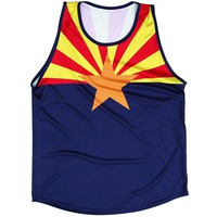 Arizona Flag Sport Tank