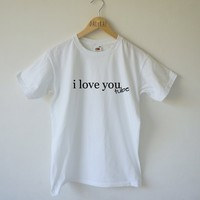 I Love Youtube T-Shirt | DaliRaeShop