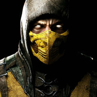 Mortal Kombat X Scorpion Video Game Poster 18x24