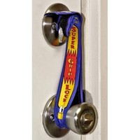 Super Grip Lock - Home Travel Dead Bolt Security Strap - Walmart.com