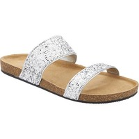 Old Navy Girls Glitter Slip On Sandals