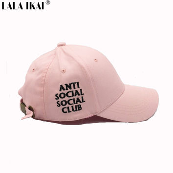 Anti Social Social Club Unstructured Hat