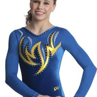 V-Neck Flame Competitive Leo from GK Elite
