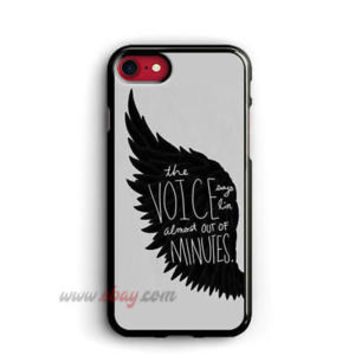 Supernatural iPhone X Cases Castiel Samsung Case Supernatural iPhone 8 plus Case