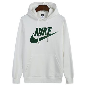 One-nice™ Nike Women Man Fashion Print Sport Casual Top Sweater Pullover Hoodie