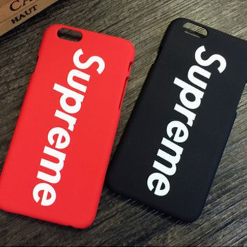 shop supreme iphone 6 on wanelo. Black Bedroom Furniture Sets. Home Design Ideas