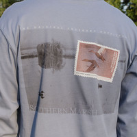 Southern Marsh Mallard Morning - Long Sleeve