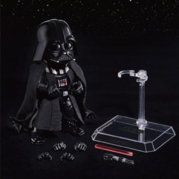 "Egg Attack Action: Darth Vader ""Star Wars Episode V"" Figure"