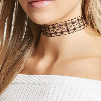 Tattoo Collar Choker