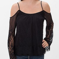 One Clothing Lace Top