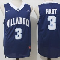 Best Sale Online NCAA University Basketball Jersey Villanova Wildcats # 3 Josh Hart