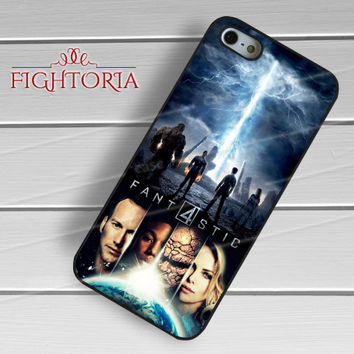 Fantastic 4 Movie 2015 -end for iPhone 6S case, iPhone 5s case, iPhone 6 case, iPhone 4S, Samsung S6 Edge