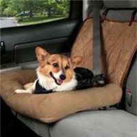 Solvit Products - Car Cuddler Bolster Seat Cover