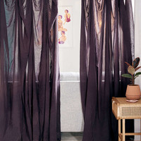 Knotted Window Curtain - Urban Outfitters