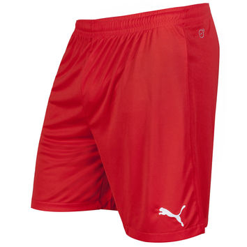 Puma Kid's Sports Shorts - Red