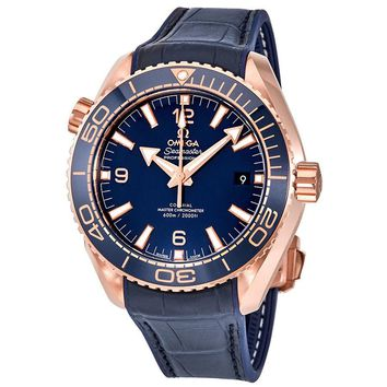 Omega Seamaster Planet Ocean Automatic Mens Watch 215.63.44.21.03.001