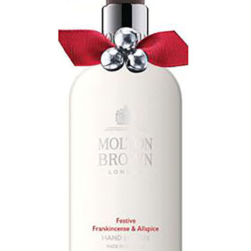 Molton Brown Festive Frankincense & Allspice Hand Lotion, 300ml/10 oz.