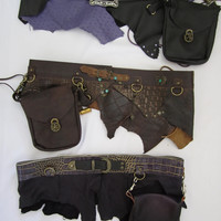 Belts & Pouches