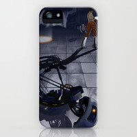Portal 2 iPhone & iPod Case by MetroidHugs