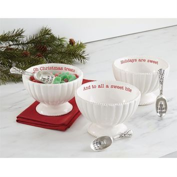 Holiday Candy Caddy Sets