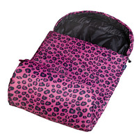 Pink Leopard Stay Warm Sleeping Bag - 59214