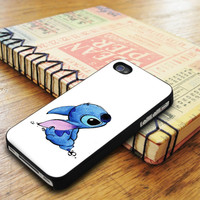 Lilo And Stitch Disney iPhone 5 Or 5S Case
