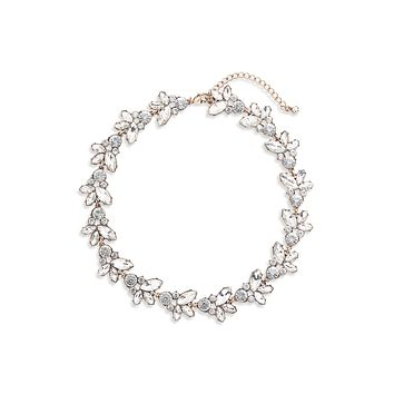 Crystal Statement Choker | More Colors Available